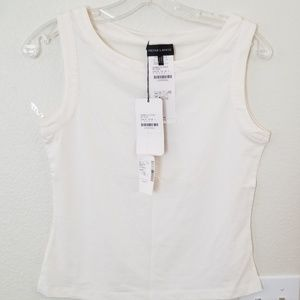 Rena Lange sleeveless blouse
